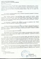 Odluka o prihvatanju ponude najpovoljnijeg ponuđača putem direktnog sporazuma-Brave, okovi, vijci, ulošci za brave, lanci, opruge