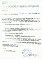Odluka o prihvatanju ponude najpovoljnijeg ponuđača putem direktnog sporazuma-elektro materijal za tekuće održavanje, rasvjeta