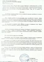 Odluka o prihvatanju ponude najpovoljnijeg ponuđača putem direktnog sporazuma-građevinski materijal za tekuće održavanje